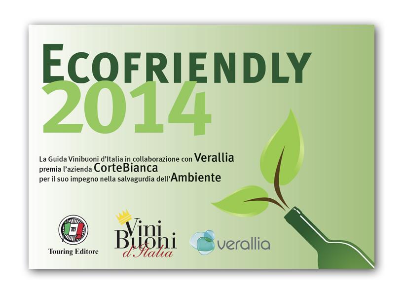 Vinibuoni d 39 italia premia la nostra scelta di for Progetti di edilizia eco friendly